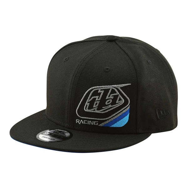 Troy Lee Precision 2.0 Snapback Hat black 2019