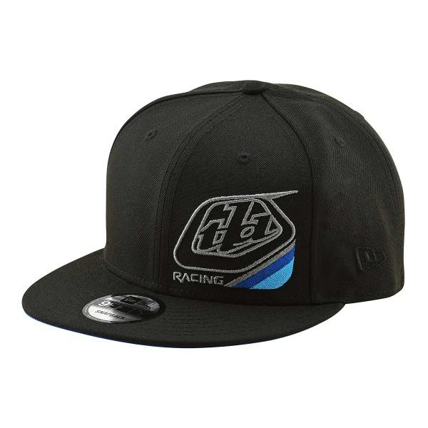 Troy Lee Precision 2.0 Snapback Hat black 2019
