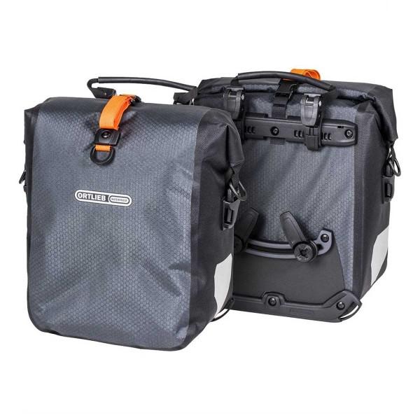 Ortlieb Gravel Pack Paar 25L slate 2020