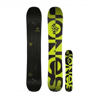 Jones Solution Splitboard Wide 16/17