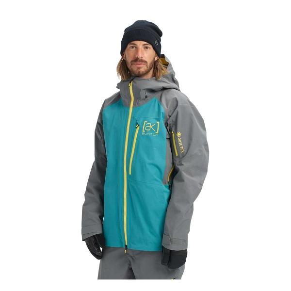Burton ak Gore Cyclic Jacket green blue / castler 19/20