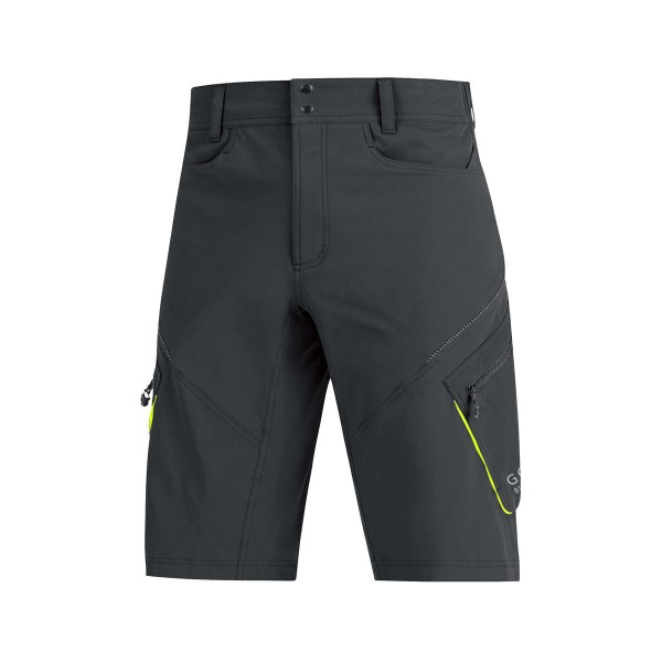 Gore Wear C3 Trail Shorts black 2020