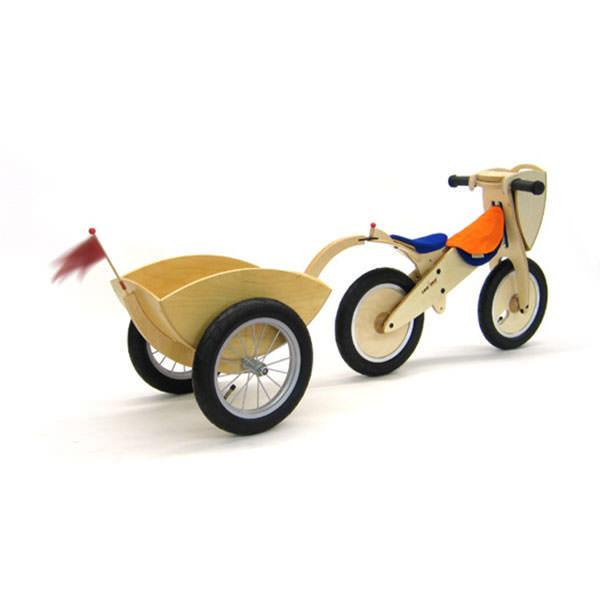 kinder fahrr der fahrr der bike follow me bike. Black Bedroom Furniture Sets. Home Design Ideas