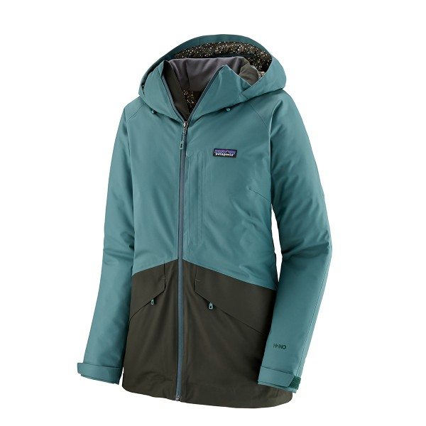 Patagonia Insulated Snowbelle Jacket wms regen green 20/21