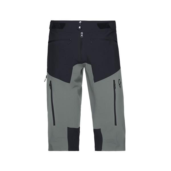 Norrona fjora flex1 Shorts caviar/castor grey 2019
