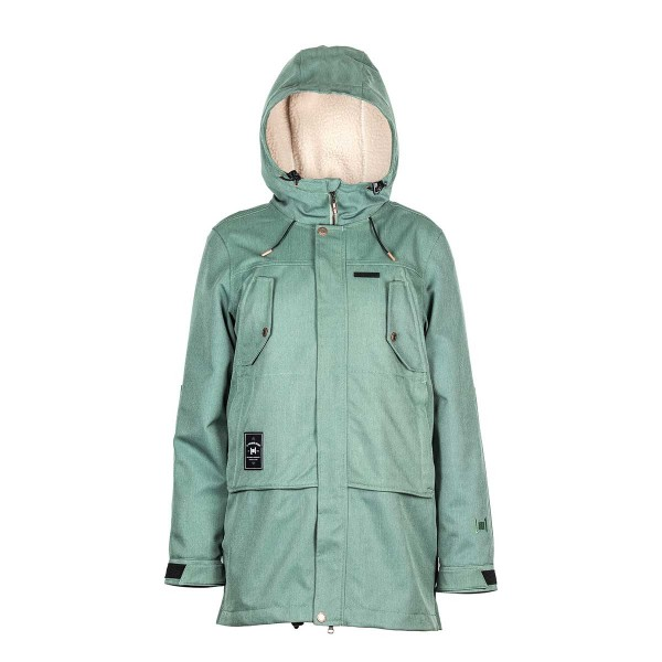 L1 Ashland Jacket wms fatigue 20/21