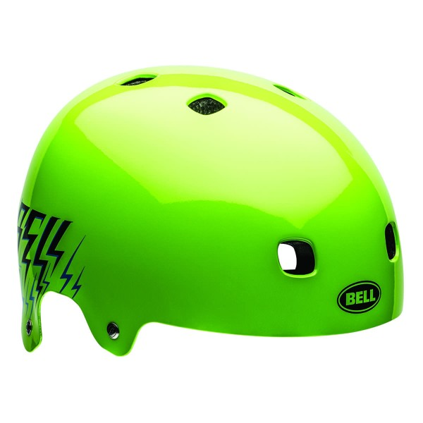 Bell Segment kids green shocksteady