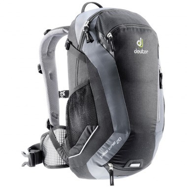 Deuter Bike One 20 black-titan 2016