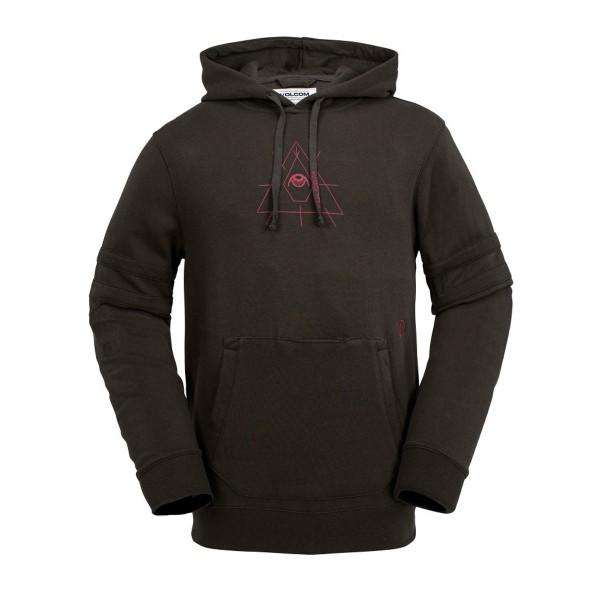 Volcom Faded Fleece vintage black 16/17