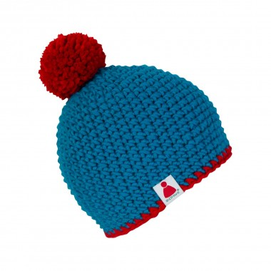 Sionyx UpDown mitBml Beanie blue/red 13/14