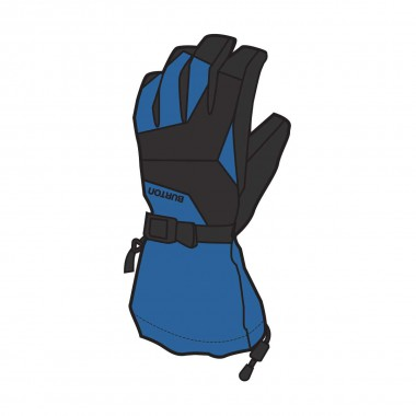 Burton Vent Glove kids mascot/true black 14/15
