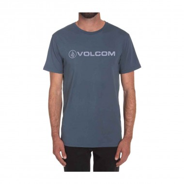 Volcom Euro Pencil Bsc SS Tee air blue 16/17