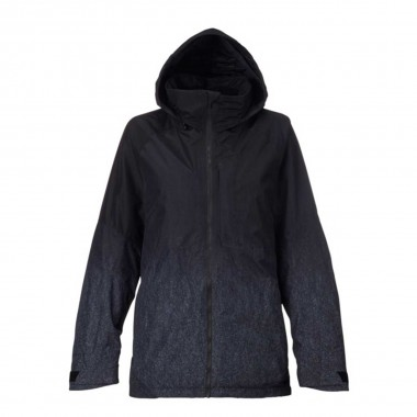 Burton AK 2L Embark Jacket wms fade black 16/17