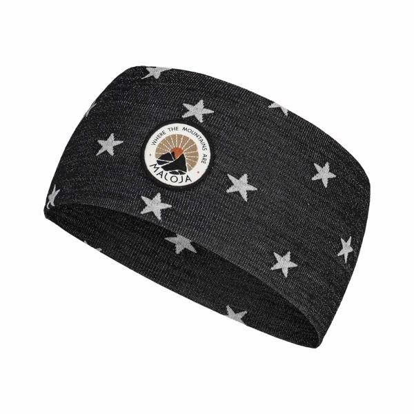 Maloja GangleyM. Headband moonless stars 20/21