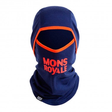 Mons Royale Santa Rosa Hinge Balaclava navy 16/17