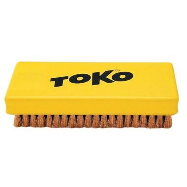 Toko Base Brush Copper [Kupferbürste] 16/17