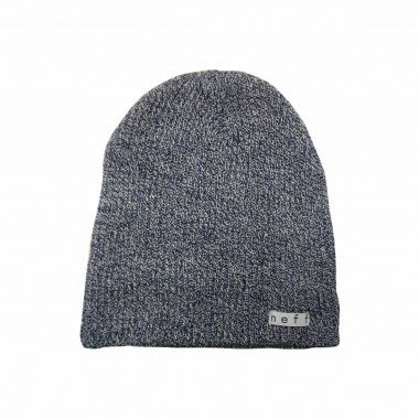 Neff Daily Heather Beanie navy/wht 16/17