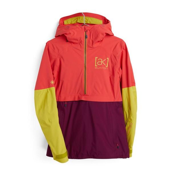 Burton Kimmy 2L Jacket wms hib pink/berry/olive 20/21