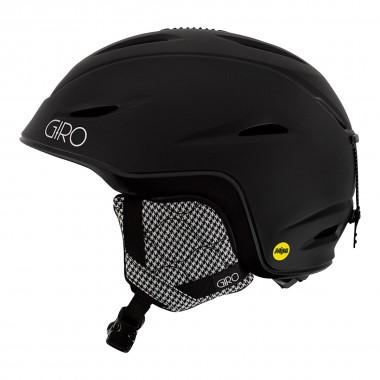 Giro Fade Mips wms matte black houndstooth 16/17