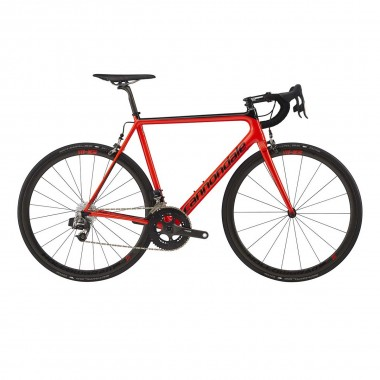 Cannondale SuperSix Evo Hi-Mod Red eTap ard 2017