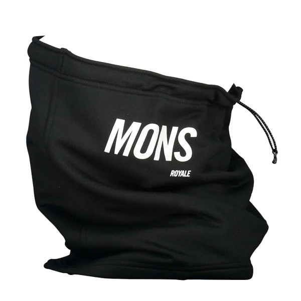 Mons Royale Transition Neckwarmer black 19/20
