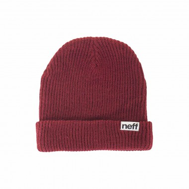 Neff Fold Beanie maroon 15/16