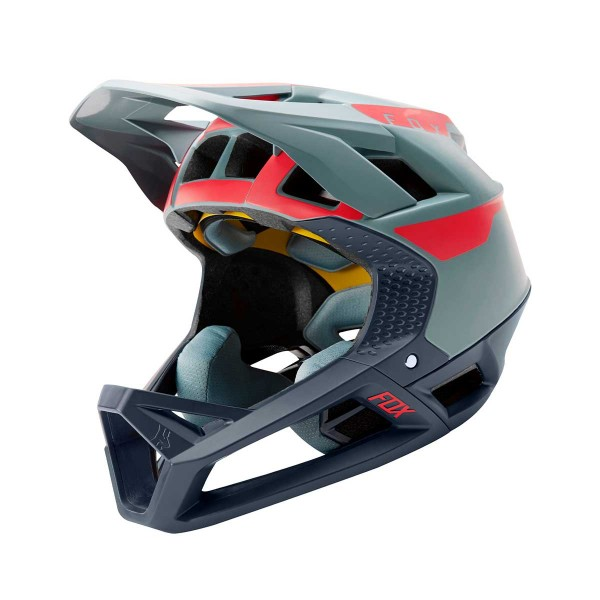 Fox Racing Proframe Quo light blue 2020