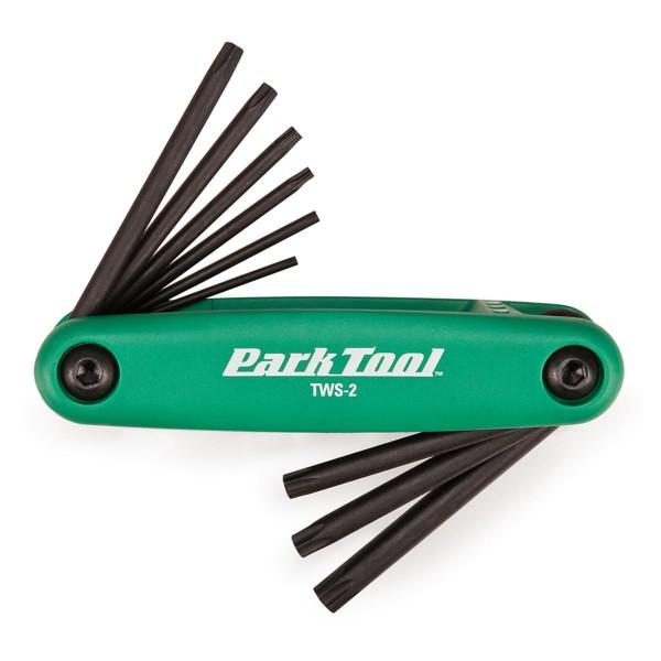 Park Tool TWS-2 Schlüssel Set für Torx