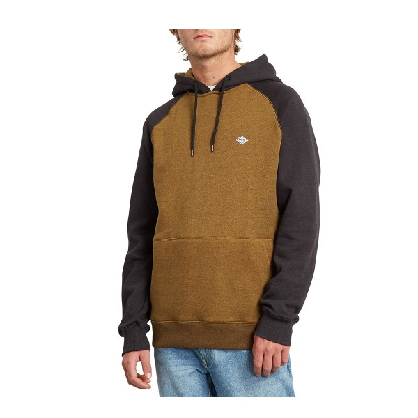 Volcom Homak Pullover golden brown 20/21