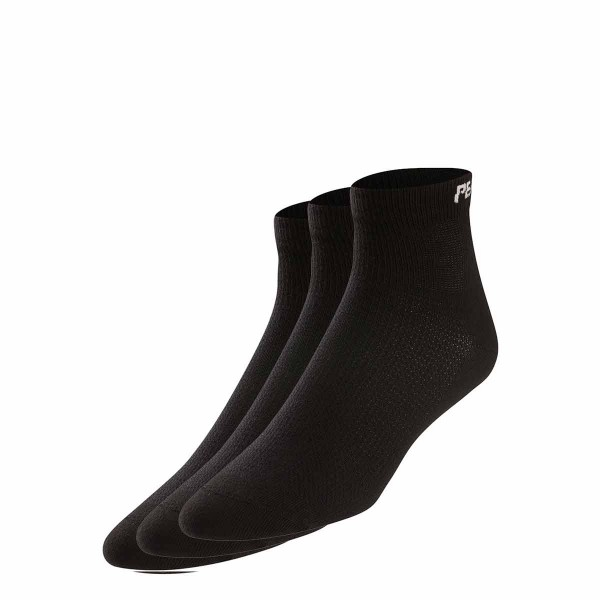 Pearl Izumi Attack Sock 3 pack black 2019
