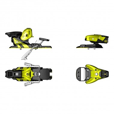 Salomon STH2 WTR 16 yellow/black 15/16
