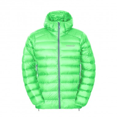Norrona lyngen lightweight down 750 Jacket jungle fever 15/16
