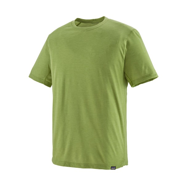 Patagonia Capilene Cool Trail Shirt supply green 2020