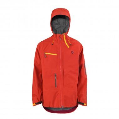 Scott Ridge Jacket aurora red 13/14