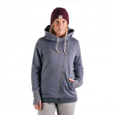 Holden Performance Hoodie wms heather grey 15/16