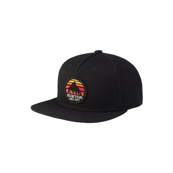 Burton Underhill Hat true black 2020