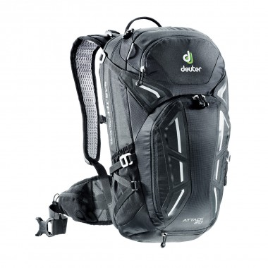 Deuter Attack 20 black 2017