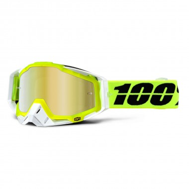 100% Racecraft anti fog mirror solar 2016