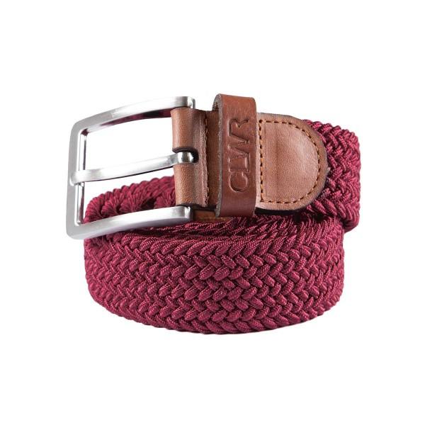 Colour Wear Flex Belt burgundy 14/15