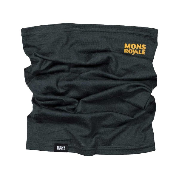 Mons Royale Double Up Reversible Neckwarmer 9 iron camo 20/21