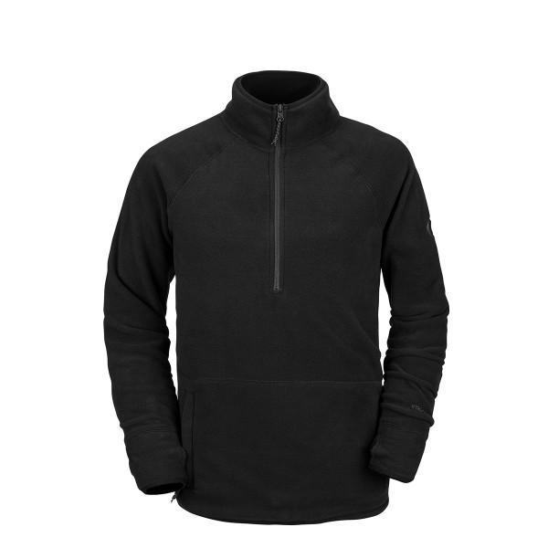 Volcom Polartec 1/2 Zip Fleece black 20/21