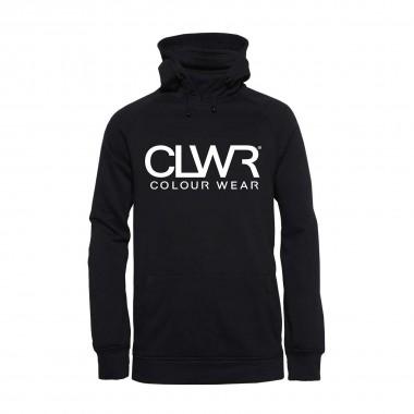 Colour Wear Bowl Hood black 16/17
