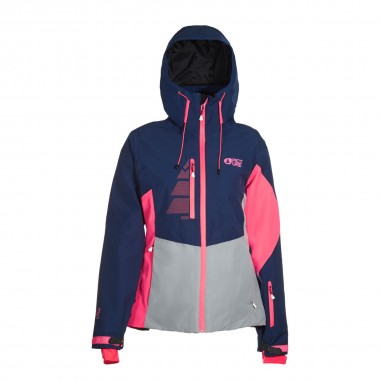 Picture Seen Jacket wms dark blue 16/17