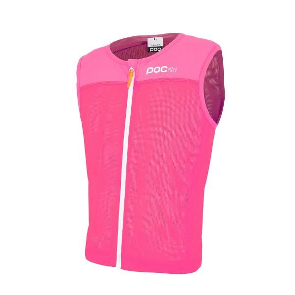 Poc POCito VPD Spine Vest girls pink 17/18
