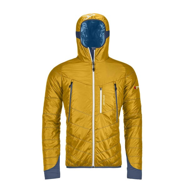 Ortovox Piz Boe Jacket yellowstone 19/20
