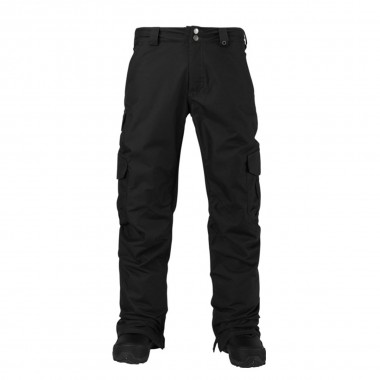 Burton Cargo Pant Mid Fit true black 16/17