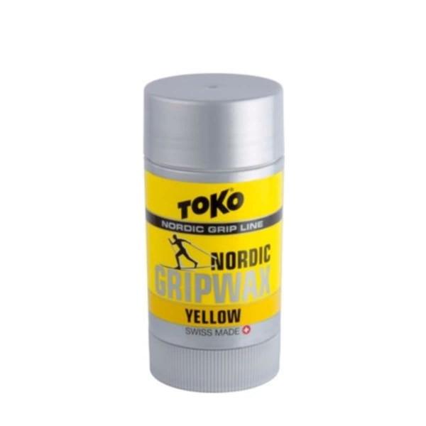 Toko Nordic Grip Wax yellow