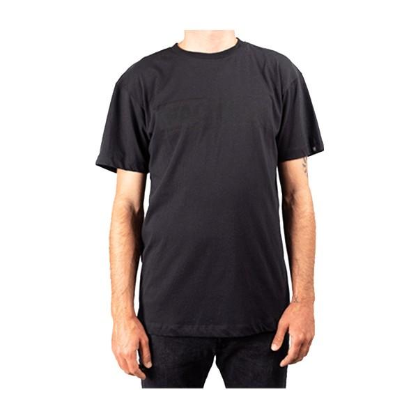 Faction Logo T-Shirt black 18/19
