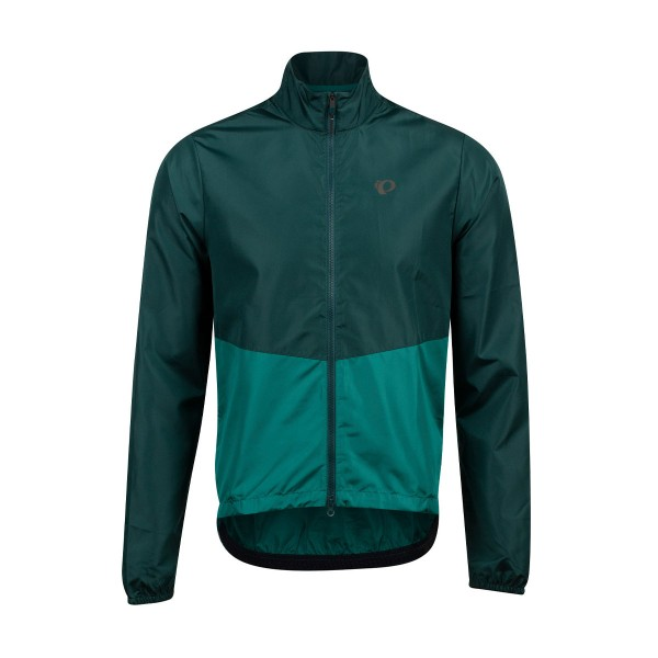 Pearl Izumi Quest Barrier Conv. Jacket alpine grn/pn 2020