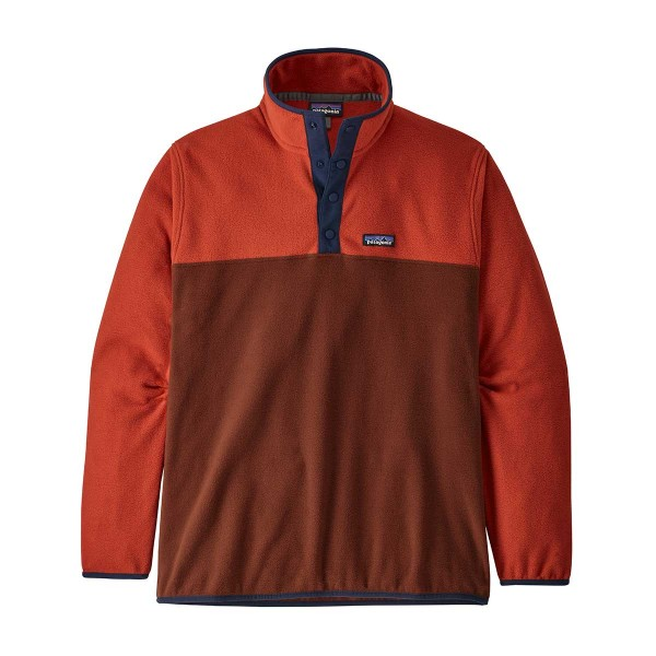 Patagonia Micro D Snap-T PO barn red 20/21